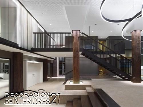 Remodelación de interiores y exteriores del ayuntamiento de Schorndorf en Alemania (3)