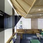 Interiores de las Oficinas de Cisco – Studio O+A