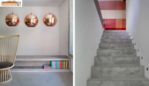 DM House una casa fresca llena de color juvenil (7)