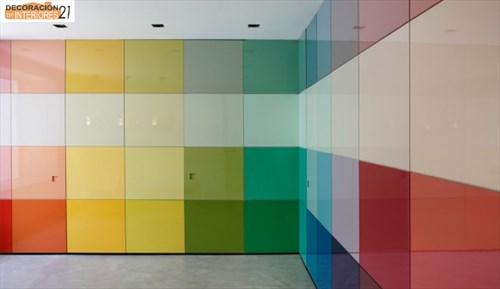 DM House una casa fresca llena de color juvenil (9)