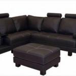 Decoración con asientos de cuero