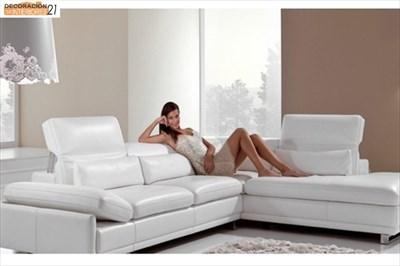 Decoración con asientos de cuero (3)