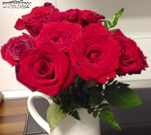 Decoración con flores secas (1)