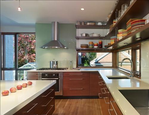 Tendencias 2014 en modelos de cocinas