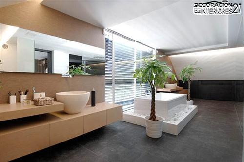 Decora tu baño con estas 28 ideas de decoración de baños al estilo moderno (22)