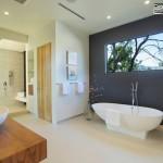 Renueva tu baño con estas 28 ideas de decoración moderna de baños
