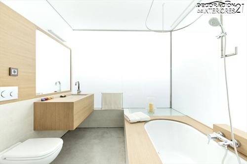 Decora tu baño con estas 28 ideas de decoración de baños al estilo moderno (4)