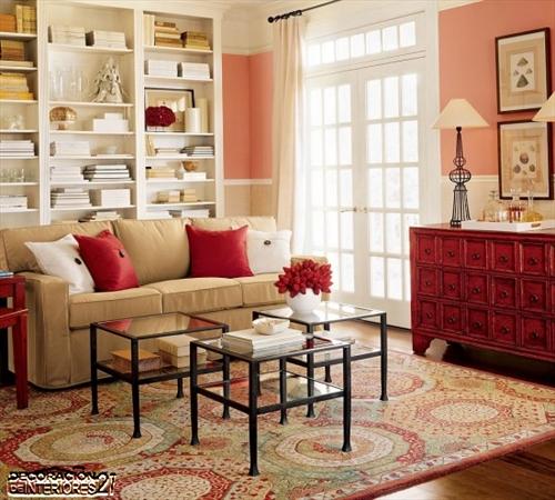 La evolución del living room o sala principal (3)