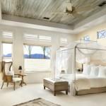 Cuarenta fabulosos modelos de dormitorios con camas que utilizan dosel