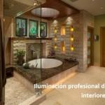 Iluminación profesional de interiores