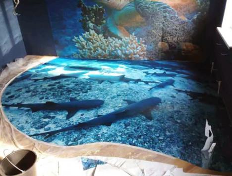 Un mundo acuatico en tu hogar