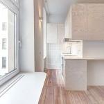 Aprovechando espacios reducidos del hogar