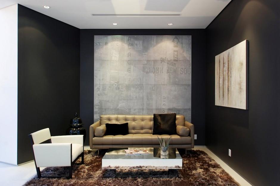 otra sala bien decorada y acogedora