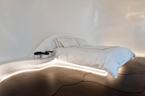 La cama por dentro
