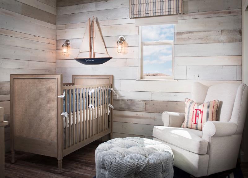 tema para el interior del cuarto del bebé
