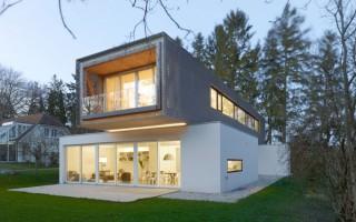 Programa de Vida  para una familia grande en una vivienda pequeña en Suiza