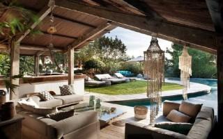 Casa en Ibiza remodelada e inspirada con encantadores detalles rústicos