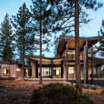 Martis-Dunsmuir: Una casa ideal para la vida saludable y al aire libre en California