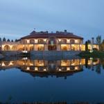 Castillo-residencia en Ucrania inspirado por la belleza de las villas de Toscana