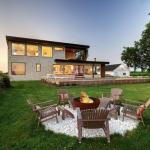 Paisajes e ideas perfectas para entretenerse en el patio trasero de la casa