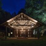 Antiguo granero transformado en una increíble casa rústica