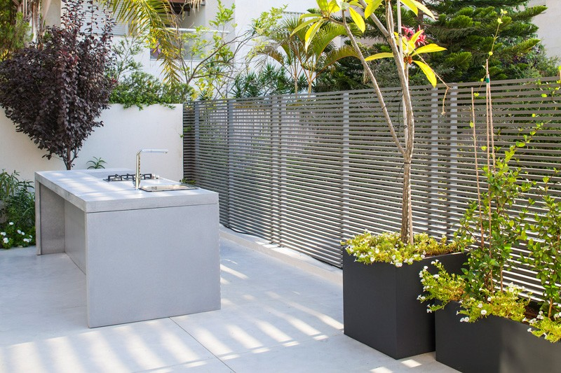 Casa contemporánea con un diseño especial en el interior para el ...
