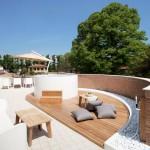 Villa  en el distrito de Aravaca de Madrid que ofrece una lujosa escapada de  fin  de semana