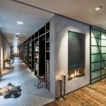 De oficina convencional a un hermoso hogar familiar para convivencias y eventos especiales