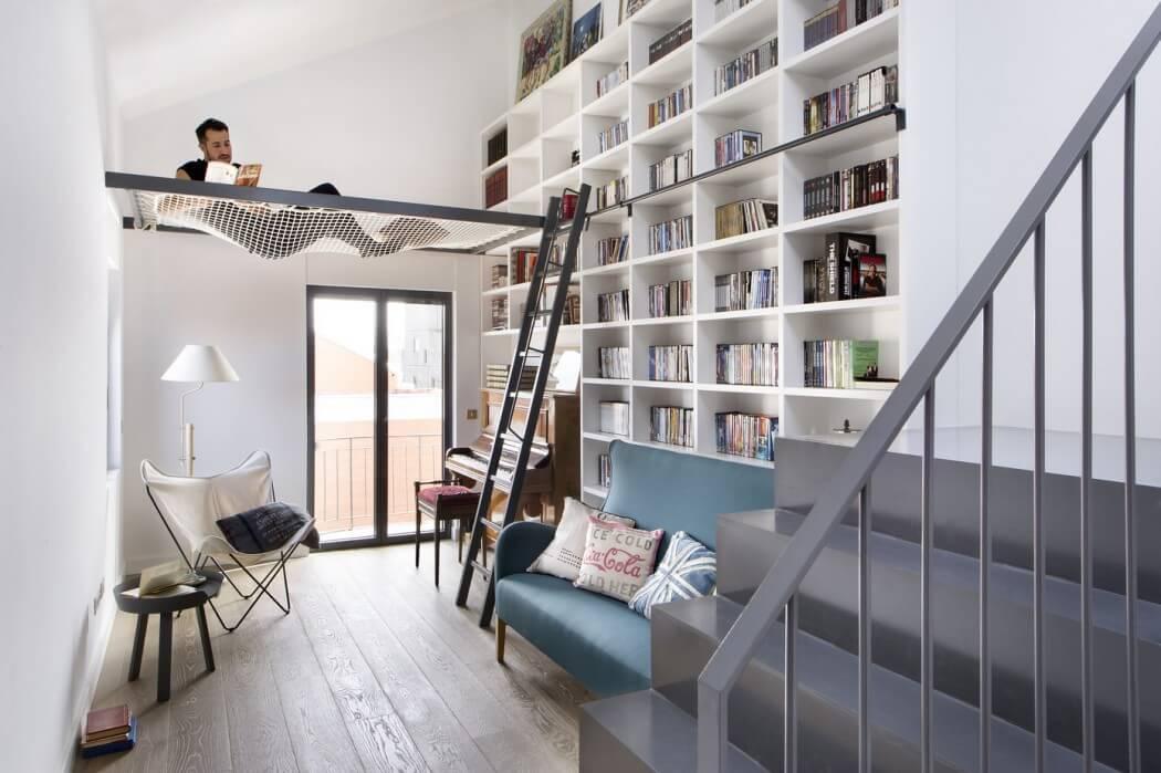 espacio amplio y moderno