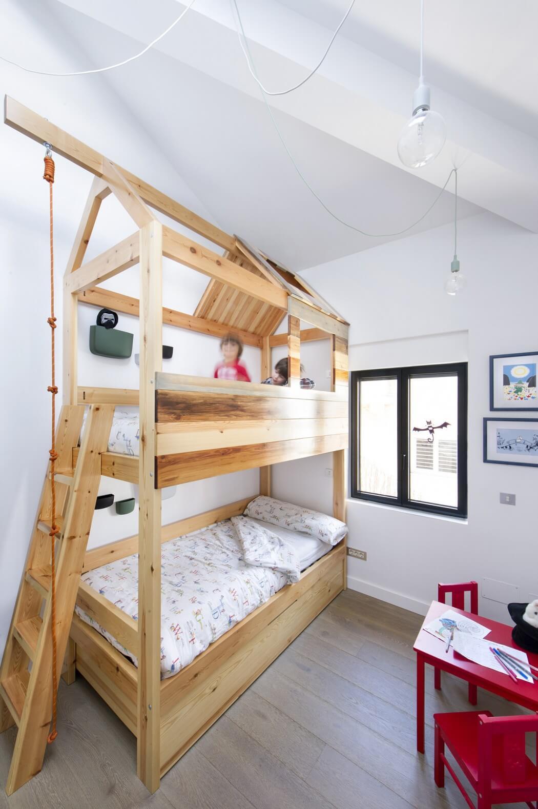 cuarto para dormir
