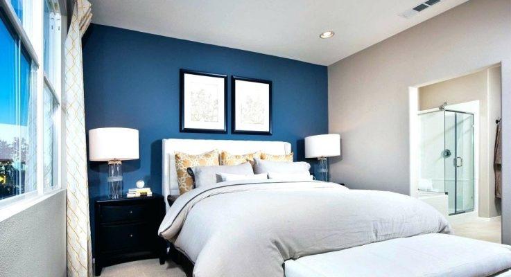 53 Dormitorios en Tonos Azules para Inspirarte a Decorar