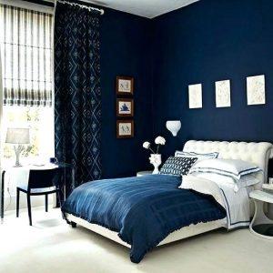 decoracion con color azul