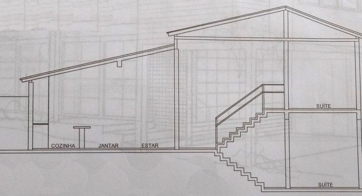 Planos de casa pequeña (menor a 90m2)