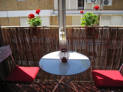 Foto decoración terrazas pequeñas