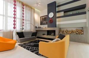 Interiores casa de diseño