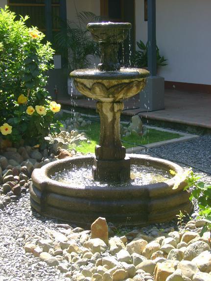 Imagen de decoración patios exteriores