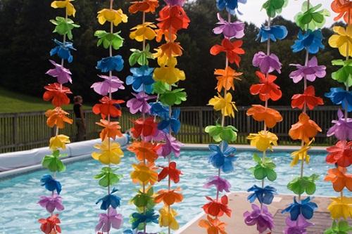 Imagen de Fiestas hawaianas decoración (1)