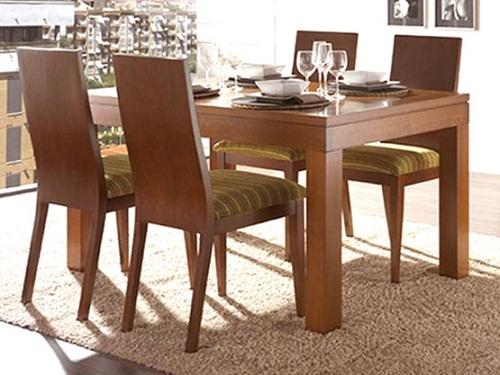 Decoración de la mesa del comedor (3)