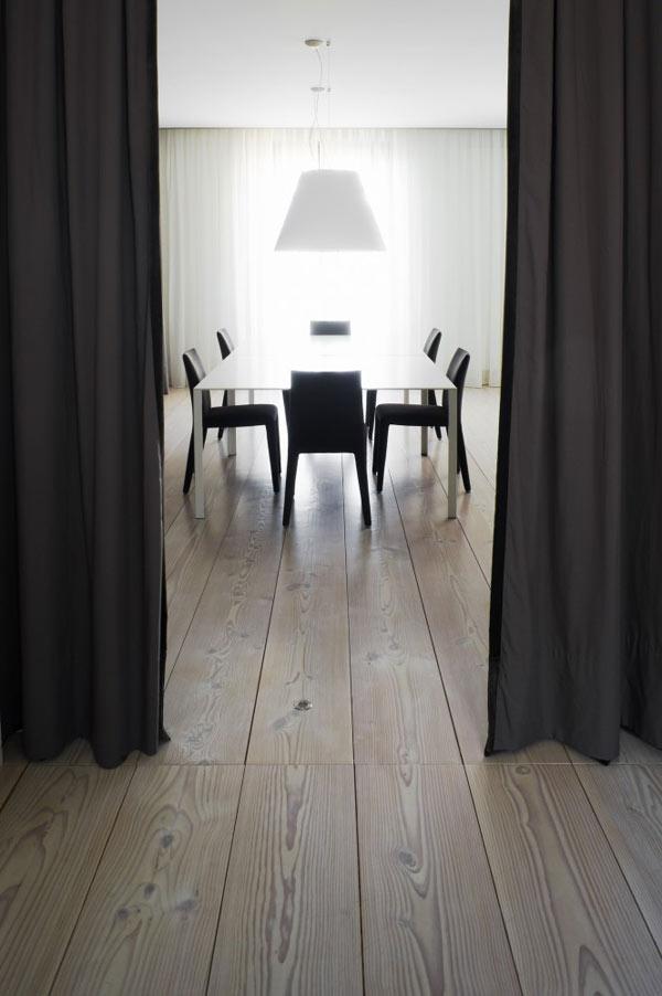 Diseño de interiores con cortinas al estilo minimalista (11)