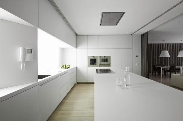 Diseño de interiores con cortinas al estilo minimalista (9)