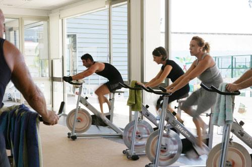 Decoración de gimnasios - Decoración del salon de ejercicios - Decoración atletas - (4)