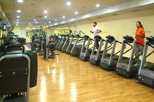 Decoración de gimnasios - Decoración del salon de ejercicios - Decoración atletas - (3)