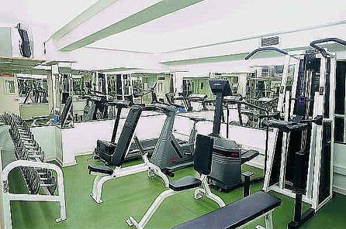 Decoración de gimnasios - Decoración del salon de ejercicios - Decoración atletas - (2)