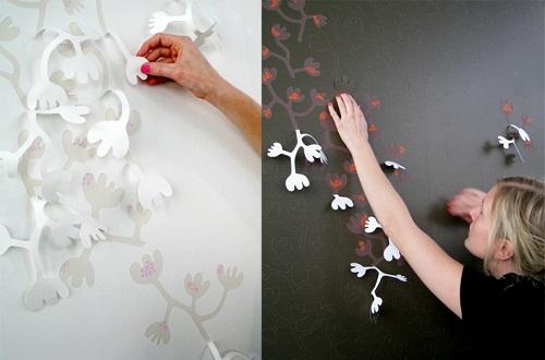 Decoración de paredes
