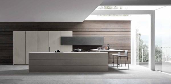Cocinas modernas de cemento - Cocina moderna fabricada con cemento (9)