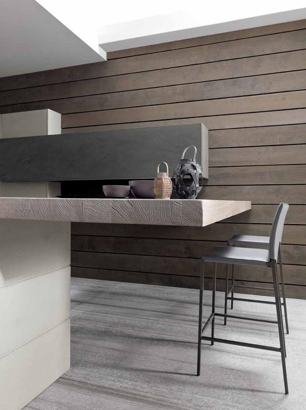 Cocinas modernas de cemento - Cocina moderna fabricada con cemento (7)