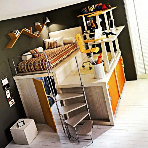 Decoración habitación juvenil (36)