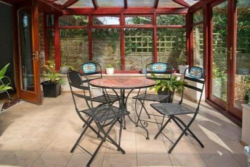 Decoración jardines exteriores