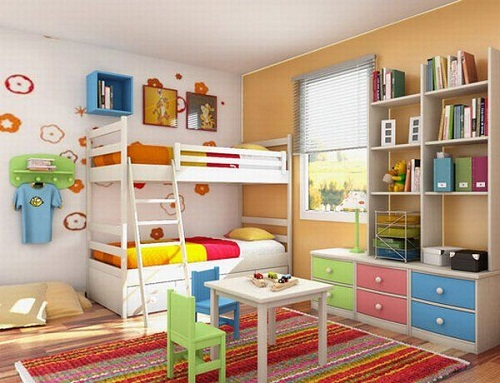 Ideas decoración infantil (7)