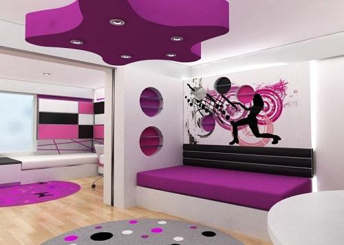 Decoración habitaciones juveniles (5)